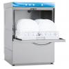 Lave-vaisselle 500 x 500 mm Série FAST triphasé avec pompe de vidange