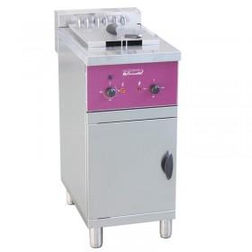 Friteuse sur coffre électrique 16 litres