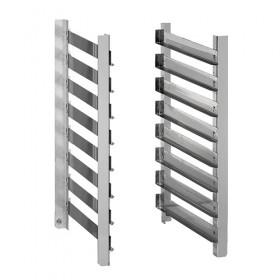 Kit porte-plaques 8 niveaux