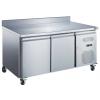 Table réfrigérée 2 portes avec dosseret - Série 700