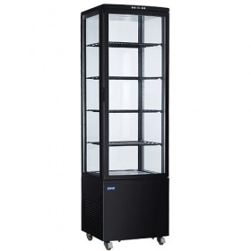 """Vitrines panoramique 280 litres """"TOP BUDGET"""""""