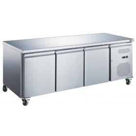 Table réfrigérée 3 portes - Série pâtissière 600 X 400