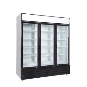 Armoire à boissons 1366L 3 portes battantes