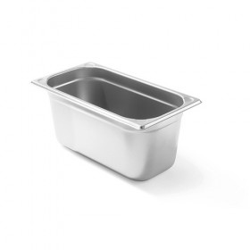 Bac Gastronorme Inox GN 1/3 - 325 x 176 mm