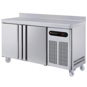 Table réfrigérée négative 2 portes