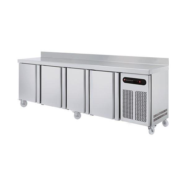 Table réfrigérée négative 4 portes