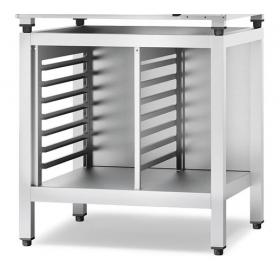 Support acier vernis modèles 5 niveaux pour four