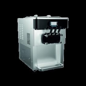 Machine à glace italienne 3 becs